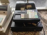 Shop cash register
