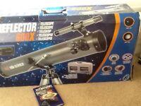 Edu science Reflextor 600X Telescope with Tripod