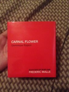 Editions de parfums Frederic Malle Dominic Ropion Carnal flower