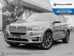 2014 BMW X5 Xdrive35i Local Car! Clean Carproof!