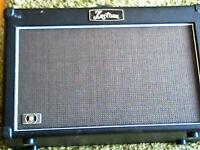 """30 Watt - Kustom Double Barrel twin-channel combo amplifier with two 12"""" speakers"""