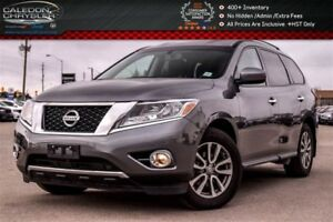 2015 Nissan Pathfinder S|7 Seater|Backup Cam|Bluetooth|Heated Fr