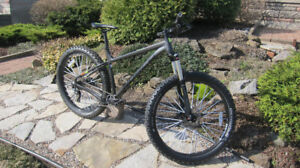 "AMAZING MOUNTAIN BIKE.  3 "" TIRES"