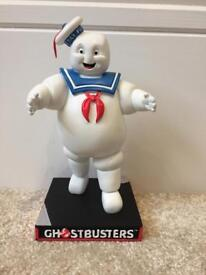 Ghostbusters Stay Puft Marshmallow Figure