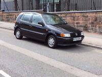 Volkswagen Polo 1.4 Cl 5 Door Hatchback, One Owner from New, Full MOT, Must see!