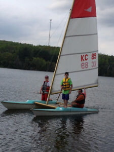 $850 Catamaran Sailboat ( In Port Perry )
