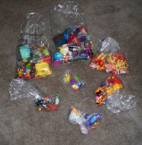 Bags of toys