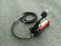 Ridgid HF-32 hydraulic foot pump cable cutter crimper