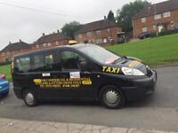 The cheapest taxi in Staffordshire ..