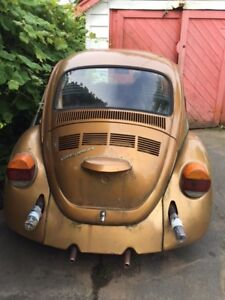 SOLD - Going back to It's Original Owner - 1976 Volkswagon Bug