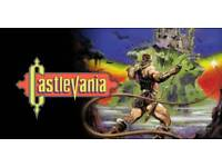 Wanted Castlevania ds games