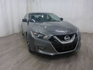 2017 Nissan Maxima SV Navigation Leather AppleCarPlay