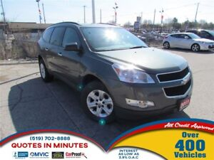 2011 Chevrolet Traverse 1LS   ALLOYS   CLEAN   MUST SEE