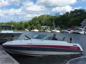 1990 for winns 24' cabin cruiser