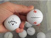 Callaway Supersoft Grade A x12 golf balls