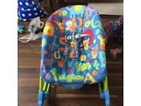 Fisher price Infant to toddler rocker.