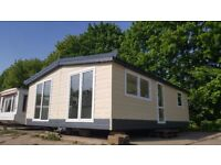 BRAND NEW DOUBLE STATIC CARAVAN – HOLIDAY HOME