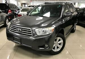 2009 Toyota Highlander 7PASS|V4|NO ACCIDENT|CERTIFIED BY TOYOTA