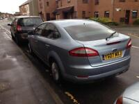 2007 Ford Mondeo 2.0 tdci 6 speed manual
