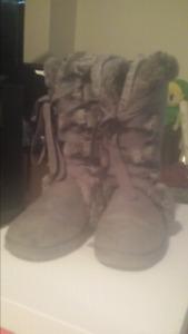 Size 10 Chamonix boots by JustFab