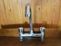 1/2 inch Crome Mixer Tap