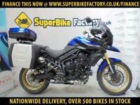 2011 61 TRIUMPH TIGER 800 ABS
