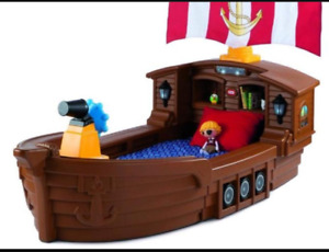 Looking for little tikes pirate ship bed