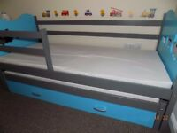 Max P2 beds with Mattress