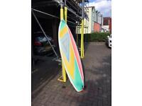 "Surfboard 6""4"
