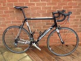 Cannondale Caad8 road bike, size 61