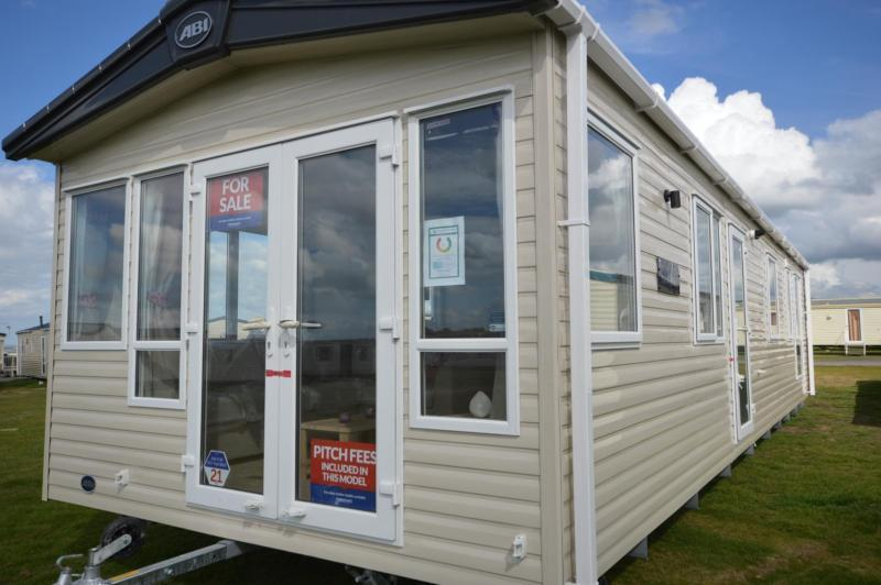 Static Caravan Isle of Sheppey Kent 3 Bedrooms 8 Berth ABI Sunningdale 2017
