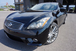 INFINITI G37XS COUPÉ 2013 EXCELLENT CONDITION 399$MOIS 21995$
