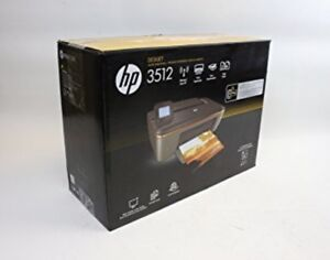 HP Deskjet 3512 All-in-One Printer