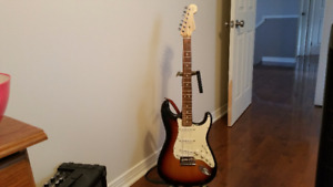 Fender VG Stratocaster with OHSC