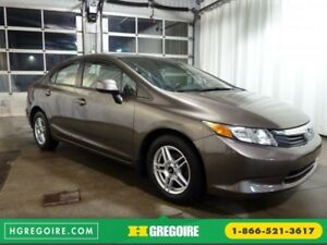 2012 Honda Civic LX AUTO BLUETOOTH