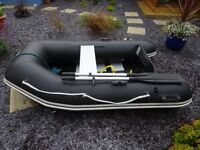INFLATABLE DINGHY Waveline superlight 210