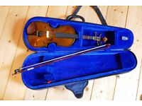 1/2 size Stentor Student 1 violin outfit