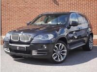 2010 10 BMW X5 35d 10 Year Edition xDrive 5dr (Blue, Diesel)