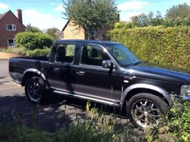 Ford ranger New MOT this week Low mileage 4x4