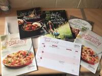 Slimming world books and starter kit
