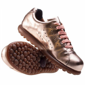 Camper's Pelotas shoes, copper finish, size 9 - $85 (VANCOUVER)