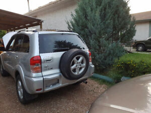 2002 Toyota RAV4 SUV, Crossover