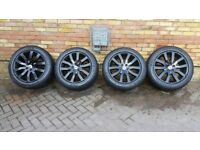 """Genuine 20"""" Range Rover sport, Land Rover, VW T5 wheels and BRAND NEW WINTER TYRES **Bargain Price*"""