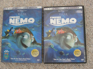 Disney/Pixar's Finding Nemo on DVD - 2-Disc Collector's Edition