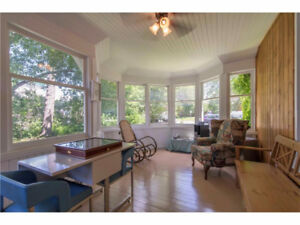 One of a Kind Century Home with nice character! Salt Water Pool