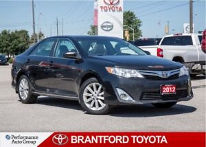 2012 Toyota Camry XLE, V6, Carproof Clean, Leather, Navigation