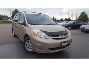 2006 Toyota Sienna LE 7 Passenger, Ontario car, Certified