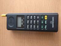 Rare retro Martin Dawes MD 100 mobile
