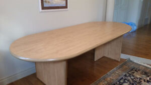 Boardroom or Dinning Room Table