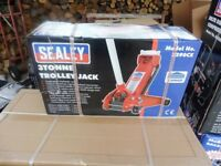 SEALEY 3TON HEAVY DUTY GARAGE JACK
